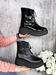 Ботинки натуральные - Cloudi натуральная кожа В наличии и под заказ