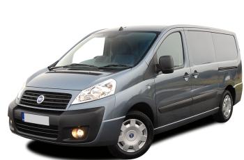 Рейлинги Fiat Scudo (1996-2015)