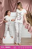 Детская пижама для девочек ,Nikoletta, фото 2