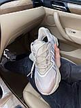 Жіночі кросівки Adidas Ozweego (Beige), Адідас Озвиго (Репліка ААА), фото 5