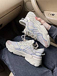 Жіночі кросівки Adidas Ozweego (Beige), Адідас Озвиго (Репліка ААА), фото 6