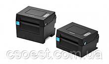 Термотрансферний принтер для друку етикеток BIXOLON SLP-DL410 CG USB + обрізувач