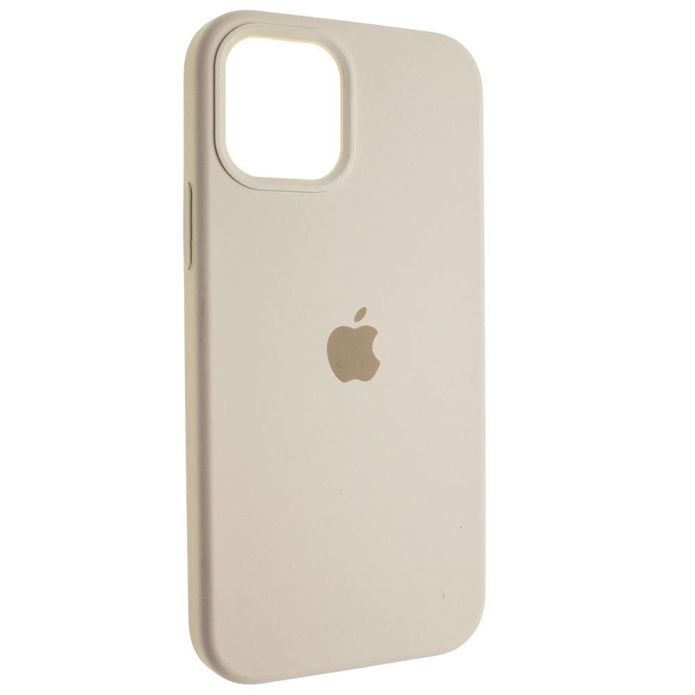 "Чехол Full Silicon iPhone 12 - ""Античность №11"""