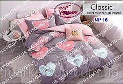 Семейное постельное белье Фланель Байка, фото 3