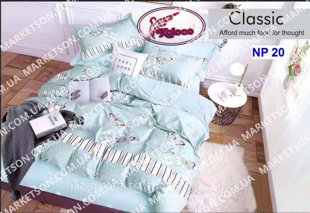 Семейное постельное белье Фланель Байка