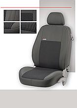 Чехлы на сиденья Citroen С3, Ситроен Ц3 2009- EMC Elegant