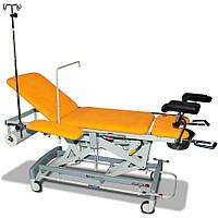 Гінекологічний оглядовий стіл-крісло LOJER Afia 4050
