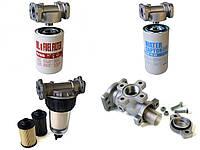 Фильтры тонкой, грубой очистки, сепараторы воды для топлива Piusi, Omnigena