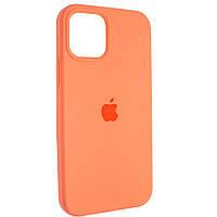 "Чехол Full Silicon iPhone 12 - ""Папайя №56"""
