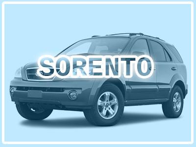 Sorento 2002-2009