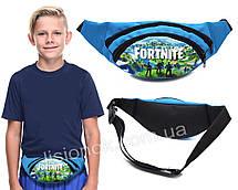 Бананка Фортнайт, сумка на пояс - практична, яскрава, містка Fortnite
