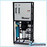 Промышленный осмос для морской воды Nerex BWRO140-S (240 литров/час), фото 2