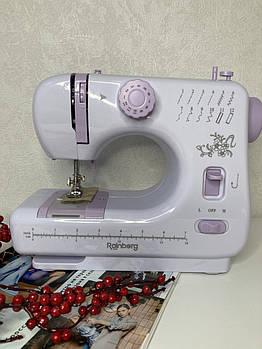 Домашняя швейная машинка 12в1 Rainberg RB-109 R