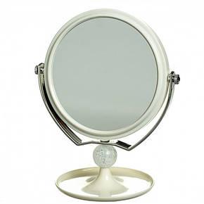 Дзеркало косметичне 21*17,5 см (0500-009), фото 2