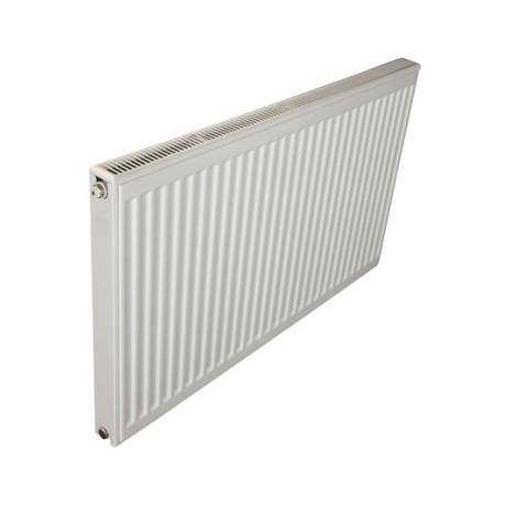 Радиатор E.C.A. 22 К  300x700 боковое подключение