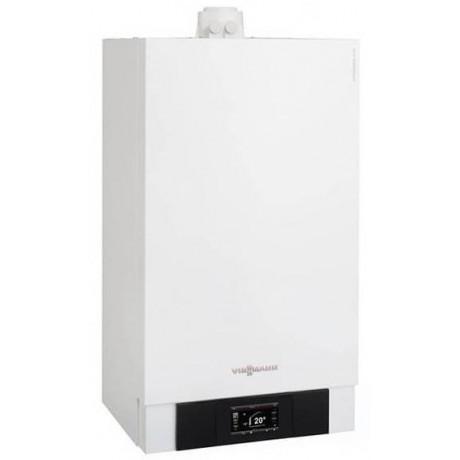 Котел Viessmann Vitodens 200-W 120 кВт одноконтурний, Vitotronic 100