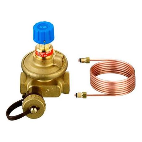 Автоматичний балансувальний клапан Danfoss ASV-P 15 0,1 бар Kvs 1.6