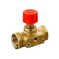 Запорный ручной клапан Danfoss ASV-M 32 Kvs 6.3