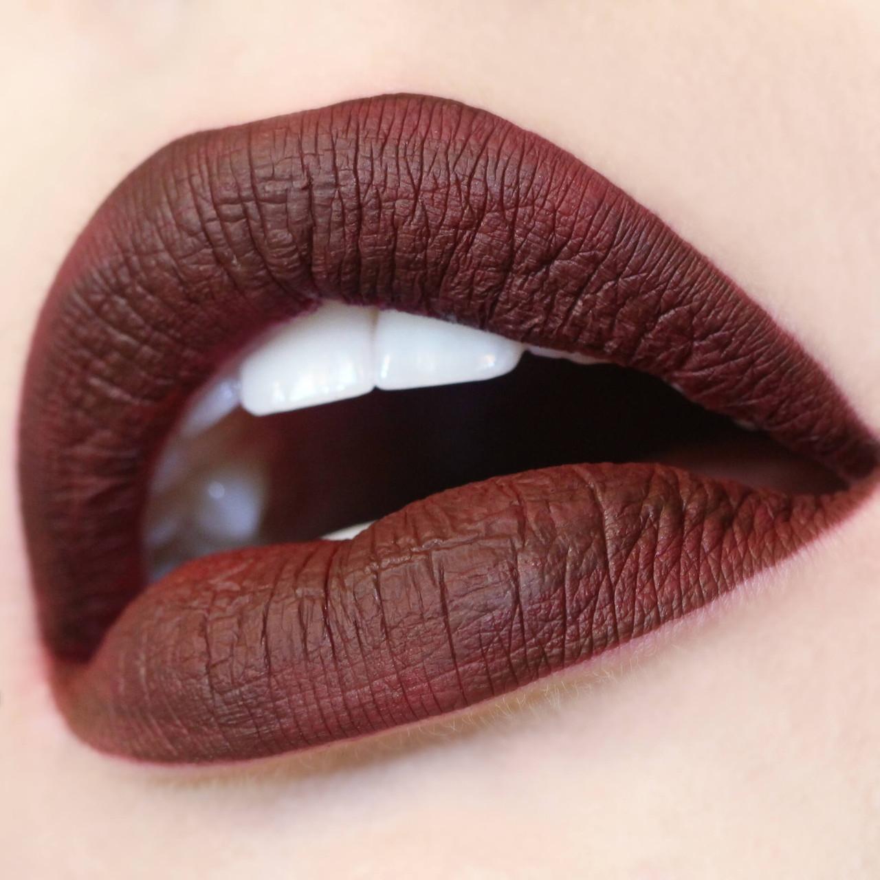 Стойкая матовая помада для губ ColourPop - LAX