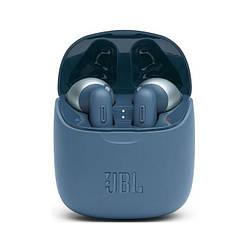 Bluetooth-Навушники JBL T225 TWS (JBL225TWSBLU) Blue