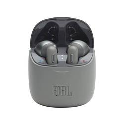 Bluetooth-Навушники JBL T225 TWS (JBL225TWSGRY) Gray