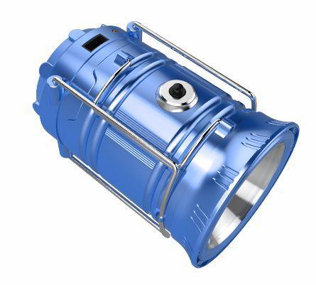 Ліхтарик RIGHT HAUSEN ALEX акумуляторний 350mAh 1W + 5 SMD LED HN-314014