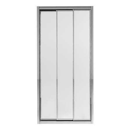 Душевая дверь в нишу Qtap Unifold CRM208.C4, фото 2