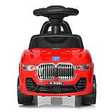 Дитяча Толокар Машинка Bambi BMW 4122, фото 4