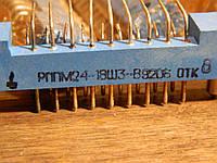 Роз'єм РППМ24 - 18Ш3, фото 1