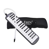 Мелодика Irin духовой музыкальный инструмент на 32 клавиши - Черный