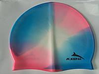 Шапочка для плаванья Kepai, фото 1