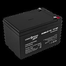 Аккумулятор кислотный AGM LogicPower LP 12 - 12 AH