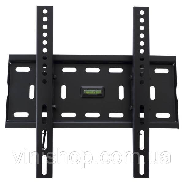 Кріплення для телевізора Wimpex WX-5045 кронштейн похилий плоский 300 x 300 мм x 45 кг