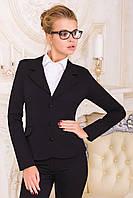 Стильный женский пиджак на пуговицах