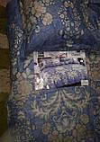 Байковый  комплект постельного белья Байка ( фланель)   Листья, фото 7