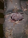 Байковый  комплект постельного белья Байка ( фланель)   Листья, фото 10