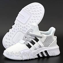 Мужские кроссовки в стиле Adidas EQT BASK ADV, черно-белый, Вьетнам