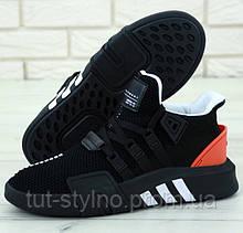 Мужские кроссовки в стиле Adidas EQT BASK ADV, черный, белый, красный, Вьетнам