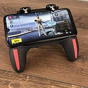Геймпад триггер для телефона XO H10 с охлаждением джойстик для смартфона пабг pubg пубг мобайл mobile