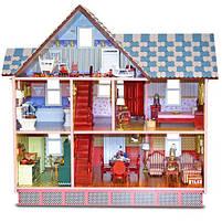 Дитячий вікторіанський ляльковий будиночок Melissa&Doug, фото 2