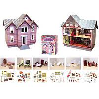 Дитячий вікторіанський ляльковий будиночок Melissa&Doug, фото 4