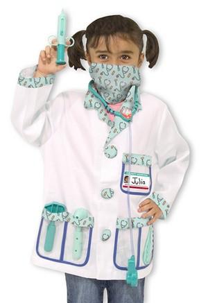 Детский костюм Доктор Melissa&Doug MD14839