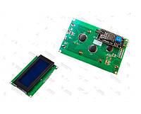 LCD 2004 + I2C, IIC модуль для Arduino, ЖК-дисплей