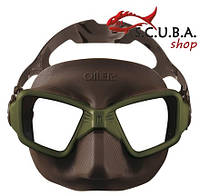 Маска для подводной охоты OMER Zero³ olive