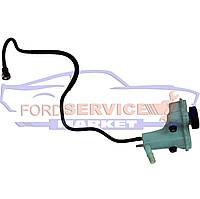 Бачок ГУР в сборе без фильтра неоригинал Б/У для Ford Fiesta 6 c 02-08, Fusion c 02-12