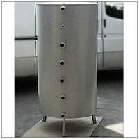 Буферная емкость для отопления: бак 500 л, 1650 мм, заказ двойного утепления