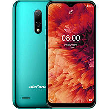 Ulefone Note 8P Dual Sim Midnight Green
