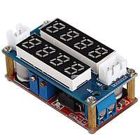 Понижающий конвертер тока + амперметр + вольтметр