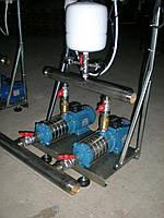 Установка 2-х насосная для водоснабжения PSI-2 Speroni RSX 4-4 / CR, N = 2х0,75 кВт
