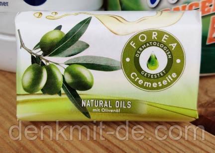 Мыло Forea Naturals Olive Soap Натуральные оливки, 150 г Германия